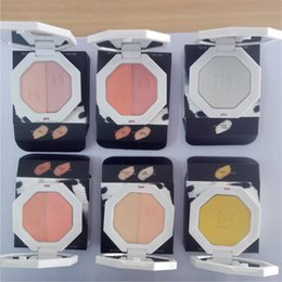 Wholesale Gold Bulbs - New Hot Fenty Beauty Rihanna Pro Filt'r Soft Matte GOLD Color Bronzers 6colors Highlighters Foundation Contour shipping
