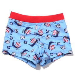 Wholesale Panties Swimsuit - European and American children trunks nylon fabric cute baby PANTIES Swimsuit girls super cheap