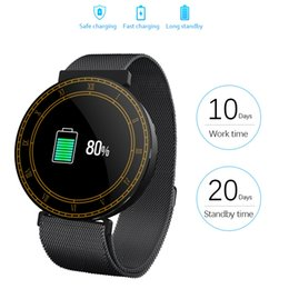 2019 lg smart band Smart band L8 plus H1 Smart Fitness Bracelet IP67 Waterproof Pedometer Heart Rate Monitor Wristband For  Xiaomi LG дешево lg smart band