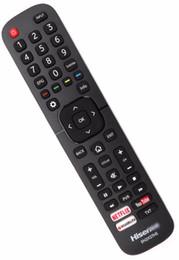EN2X27HS Genuine Original Controle Remoto para HISENSE TV LEDD50K300P H40M3300 H43M3000 HE43K300UWTS HE49K300UWTS HE50K3300UWTS TV de