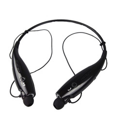Оптовая HBS наушники беспроводная связь Bluetooth наушники тон ультра Bluetooth стерео мода громкой связи в ухо DHL бесплатная сумка OPP от Поставщики lg тоны bluetooth наушники оптом