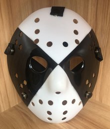mascherare i tipi di partito Sconti Nuovo Cosplay Delicated Fai Old Smoked Eye Jason Voorhees Festival Party Masquerade Mask Halloween - 5 tipi
