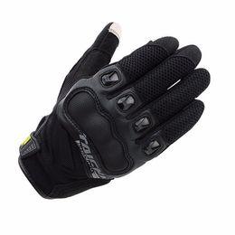 motos de carreras guantes taichi Rebajas Motocross Top Fashion Sale deportes Tactical Guantes de moto Envío Gratis Rs Taichi 412 Summer Racing