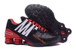 Wholesale Tennis Floor - 2017 New Shox R4 Tennis Shoes High Quality Shox Sneakers Sports Jogging Trainers Athletic Running Shoe Mens Basketball Shoes Best