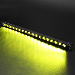 2019 12v levou lâmpadas bombas 18 W 36 W 54 W LEVOU Car Work Light Bar com CREE Chip 12 V 24 V Trator Work Lamp para Barco Offroad Luzes Spot Inundação lâmpada para vw desconto 12v levou lâmpadas bombas