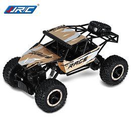 Voiture bigfoot rc en Ligne-La nouvelle conception Jjrc Q15 Rc Car 4wd Voiture télécommandée en 4x4 voiture double modèle d'entraînement Bigfoot voiture télécommandée Motor Off -Road Toy