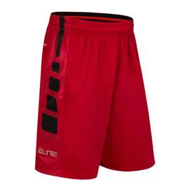 Poche élastique de football en jersey Sportswear en vrac Sport Fitness Shorts de tennis hommes Zipper Short de basket-ball ? partir de fabricateur
