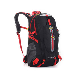 a2b99eb767 40l Water Resistant Travel Backpack Camp Hike Laptop Daypack Trekking Climb  Back Bags For Men And Women
