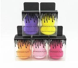 Mélange éponge Flourless Maquillage Blender pour les crèmes et poudres liquides Multi Color ? partir de fabricateur