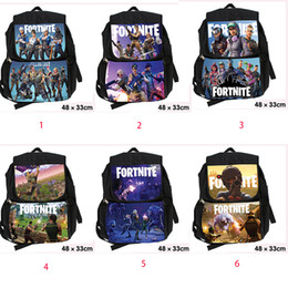d60b79a133f8 Big Size children Schoolbag Kindergarten Backpack Boy Cute Fortnite Cartoon  Backpack Hot Game Backpack School Bags for Boys and Girls