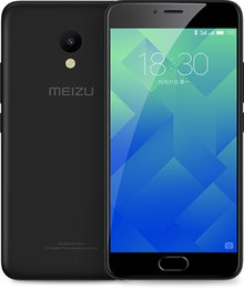 "16gb mp3 glasses Promo Codes - Original Meizu M5 Mobile Phone MTK MT6750 Octa Core 2GB RAM 16GB ROM Android 5.2"" 2.5D Glass 13.0MP Fingerprint ID Smart 4G LTE Cell Phone"