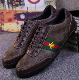 b0c501f3b67a Neue weiche untere Männer Lederschuhe für die vier Jahreszeiten, beliebte  Marken casual shoes.men Kleid Schuhe und Turnschuhe Zapatos casuales a28  rabatt ...