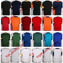 Wholesale Number 32 - ePacket DHL Shipping Custom Men American Football Jersey All 32 Teams Customized Sewn On Any Name Any Number Football Jerseys