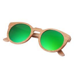 c9d9c5da81 New 100% Real Wood Sunglasses Polarized Handmade Bamboo women Sun glasses  Oculos De Sol Feminino Oculos De Sol Feminino
