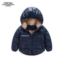 63c359c24247f 70-120 cm Hiver Nouveau-né Bébé Snowsuit Coton Filles Manteaux Et Vestes  Bébé Chaud Global Enfants Garçon Vestes Vêtements De Survêtement