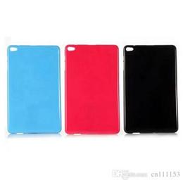 Custodia in silicone per huawei online-Cover posteriore antiurto in silicone morbido per Huawei MediaPad T2 10.0 Pro Cover in gel protettivo antigoccia per tablet PC