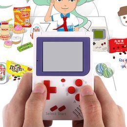 2019 jogo pmp 4gb CoolBaby RS-6 Portátil Retro Mini Game Game Handheld 8 bit LCD Color Game Player Para FC Jogo livre DHL