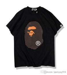 Marchi falsi abbigliamento online-T-shirt da uomo T-shirt da uomo T-shirt da uomo T-shirt con maniche corte e cerniera a maniche corte