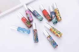Wholesale China Empty Bottle - Glass bottle 10ml Travel liquid Fine mist Perfume Atomizer Refillable Spray Empty Bottle made in china free shipping