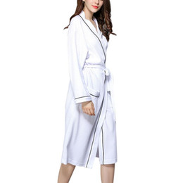 Discount Cotton Bath Robe Women Cotton Bath Robe Women 2019 On