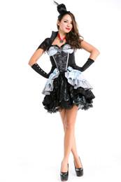 vampiro vestito dalla regina Sconti La nuova spider queen di Halloween veste la cantante della regina Goethe con un costume da sposa vampiro
