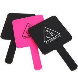Nouveau miroir de maquillage de marque 3CE 3 CONCEPT EYES version coréenne du miroir miroir mini miroir de maquillage portable ? partir de fabricateur