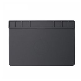 lcd тестовая плата Скидка Heat Insulation Silicone Pad Non-Slip Project Magnetic Screw Mat For Mobile Phone Laptop and Electronics Disassembly