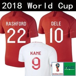 1dcb3e4812 harry man Promo Codes - 2018 World Cup Soccer 9 Harry Kane Jersey Men 10  STERLING