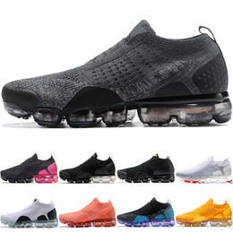 3f3b6cb43c6c2f ... 2.0 Airmax VM MOC 2.0 Hommes Femmes Running Chaussures Core Triple Noir Blanc  De Blé Gris Oreo Pas Cher Hommes Run Sport Athlétique Baskets Taille 36-45