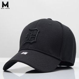 Wholesale Dry Bones - 2018 New Polo Hat Casual Quick Dry Snapback Men Full Cap Hat Baseball Running Cap Sun Visor Bone Casquette Gorras