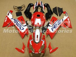 Wholesale Aprilia Rs125 Fairing Set - 3gift new high quality ABS Injection fairing kits set fairings for Aprillia RS125 2006-2011 06 07 08 09 10 11 RS4 bodywork set red