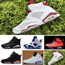 finest selection cb27b fbdd5 ... where to buy nike air jordan 6 retro basketball shoes aj aj6 6 vi  chaussures de