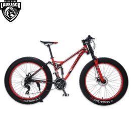 26 rodas de mountain bike Desconto Atacado Mountain Bike Bicicleta Quadro Suspensão Completa 24 Velocidade Shimano Freio A Disco 26