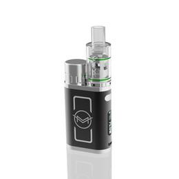 Vape 35w online-Autentico VapMod Mini Dabber Plus Kit 35W Wattaggio regolabile Vaporizzatore TC Box Mod Per Wax Vape R13 Serbatoio atomizzatore