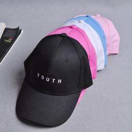 Berretti da baseball da donna Outdoor Ode Caps Lettere da ricamo semplici  Wild Casual Novità Baseball Sport 5colors sconti cappelli selvaggi 0b73fb1e340e