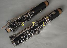 Excelente Novo 20 chaves clarinete Ebonite Bom material e som de