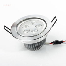 Wholesale Power Saving Switches - High Power Epistar CONDUCTED Downlight Ceiling Lamp 15 W Built-In Spot Light 110 V-220 V Limited sale of low price