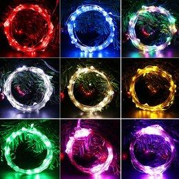 2019 decorações da luz da janela indoor do natal LED 3AAA seqüência de luz com controle remoto fio de cobre do fio de luz corda de prata decoração de Natal pequena lanterna