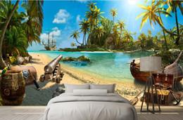 Fondo de pantalla de sofá online-Foto de encargo papel tapiz murales columna romana balcón campo de lavanda landsc wallpaper sala de estar 3d tv sofá Fondo de pared papel tapiz pintura