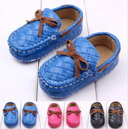 Wholesale hot pink infant shoes - Spring hot style cheap first step baby shoes infant soft sole first walkers cute baby shoes