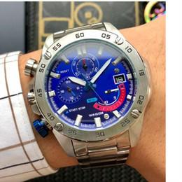 reloj de pulsera corea Rebajas Marcas de lujo para hombres relojes deportivos ERP-588 para hombre Relojes de pulsera famosos relojes de cuarzo multifuncionales envío gratuito