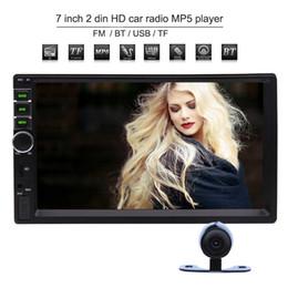 Eincar Double Din Автомобильный стерео радио 7 '' емкостный сенсорный экран Автомобильный MP5-плеер в приборной панели FM-радио Bluetooth TF USB AUX Audio от