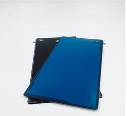 Porte nfc en Ligne-RTBESTOYZ NFC Pour Sony Xperia M4 M4 Aqua E2303 E2333 E2353 Arrière En Verre Batterie Porte Logement Arrière Couverture Arrière