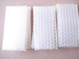 Wholesale Plastic Sack Bags - 10*20cm100 Individual Routine Shockproof Will Bubble Bag Wholesale Customize Hit Packing Film Small Foam Bag Hubble-bubble Sack