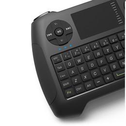 air touch tastatur usb Rabatt 2,4 GHz Wireless Air Mouse Spiel Typ Mini Tastatur mit Touch Pad USB Empfänger für Computer HTPC