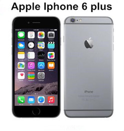 Wholesale Apple Iphone Touch - Original Apple Iphone 6 iphone 6 plus Smart Phone 4.7 Inch 1G RAM 16G 64G 128G ROM Dual Core Without Touch ID Refurbished Phone