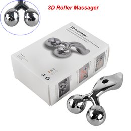 3D Roller Massager 360 ° Girar 3D Full Body Shape Massager para la cara y el cuerpo Lifting Wrinkle Remover Y Shape Roller Massager desde fabricantes