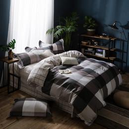 Brauner Doppelter Bettbezug Online Großhandel Vertriebspartner