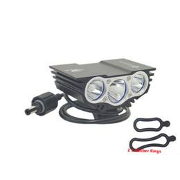 Lampara led xm l t6 bicicleta online-SolarStorm X3 T6 Faros luces de bicicleta 6000 lm XM-L 3T6 LED 4 modos Luz de bicicleta Luz delantera