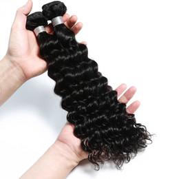 14-zoll-gewebe-curl Rabatt böhmische Haarverlängerung remy, 10 Zoll böhmische tiefe Wellenhaar, 100% böhmische Lockenhaarwebart